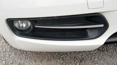 Used BMW 1 Series - fog light