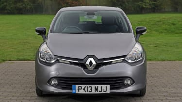Used Renault Clio - full front