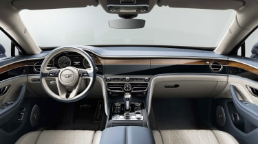 Bentley Flying Spur - cabin