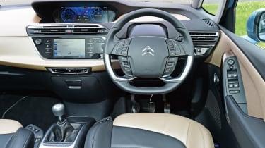 Citroen Grand C4 Picasso - interior