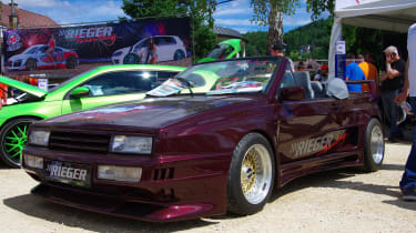 VW Corrado - Worthersee