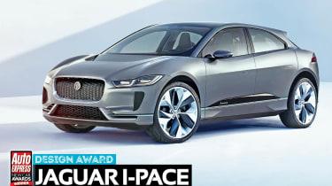 Design Award 2017 - Jaguar I-Pace