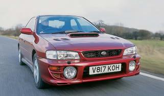 Top 10 Future Classics - Subaru Impreza Turbo