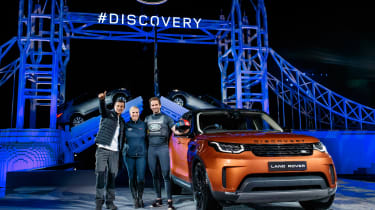 Land Rover Discovery launch -