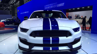 Shelby Ford Mustang GT350