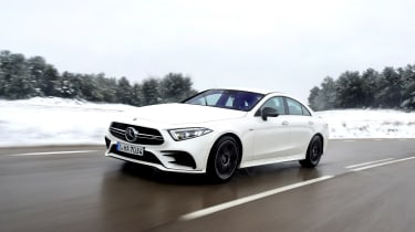 Mercedes-AMG CLS 53 - front panning