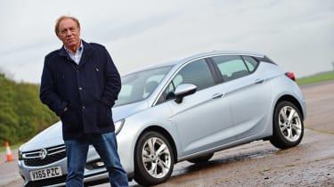 Vauxhall Astra - Rob Wilson