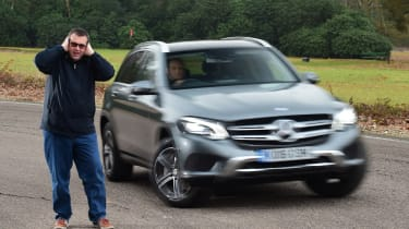 Mercedes GLC long-term fourth report - header