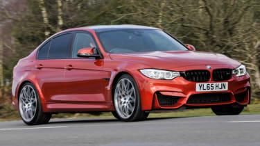 Best performance cars 2017/2018 - BMW M3