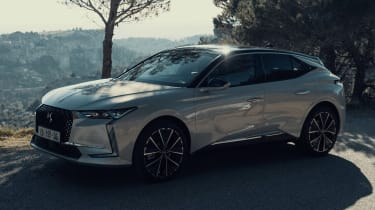 DS 4 - front