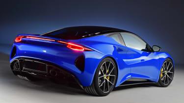 Lotus Emira - rear static