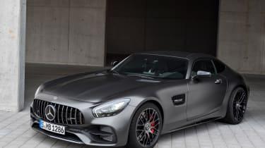 Mercedes-AMG GT C Edition 50 - front quarter 2