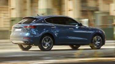 Maserati Levante Hybrid - rear