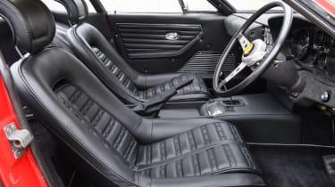 Ferrari 365 GTB/4 Daytona  interior