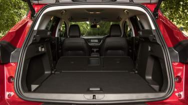 Vauxhall Grandland X - boot