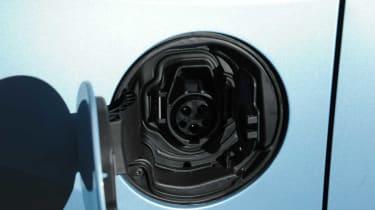 Renault Fluence Z.E. charger