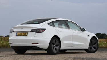 Tesla Model 3 - rear static