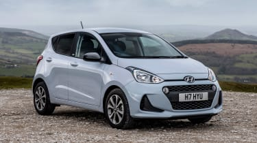Hyundai i10 Play - front static