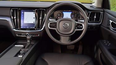 Volvo V60 D3 - dash