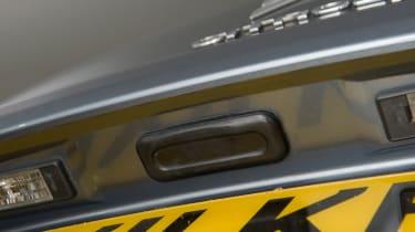 Used Citroen C4 Picasso - boot opener