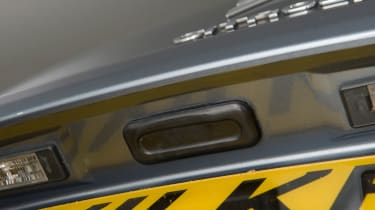 Used Citroen C4 Picasso - boot opener