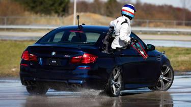 BMW drift record - drifting