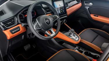 Renault Captur - cabin