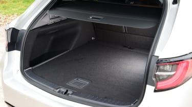 Toyota Corolla Touring - boot