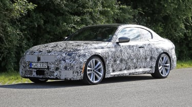 New Bmw 2 Series Coupe Spied Ahead Of 2021 Launch Auto Express