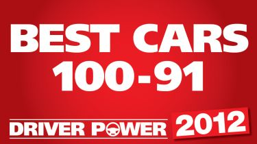 Best cars: 100 to 91