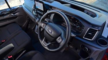 Ford Transit Custom - dash