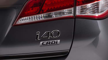 Used Hyundai i40 - i40 badge