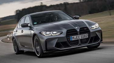 BMW M3 Competition xDrive - front