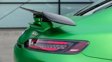 Mercedes-AMG GT R - rear wing