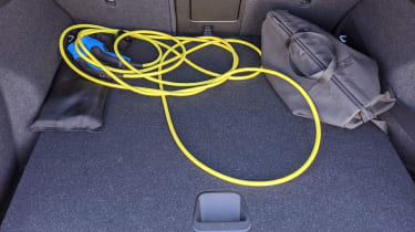Volvo XC40 Recharge T5 long termer - first report charging cable