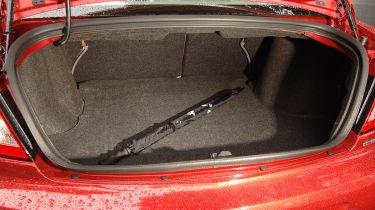 Chrysler Sebring CDX Limited boot