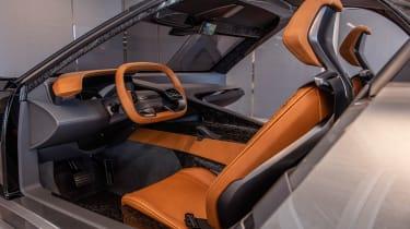 Karma SC2 concept - cabin
