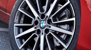 BMW 2 Series Active Tourer facelift - wheel