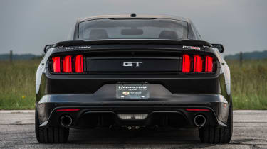 Hennessey Ford Mustang HP800 - rear
