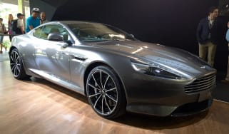 Aston Martin DB9 GT front static