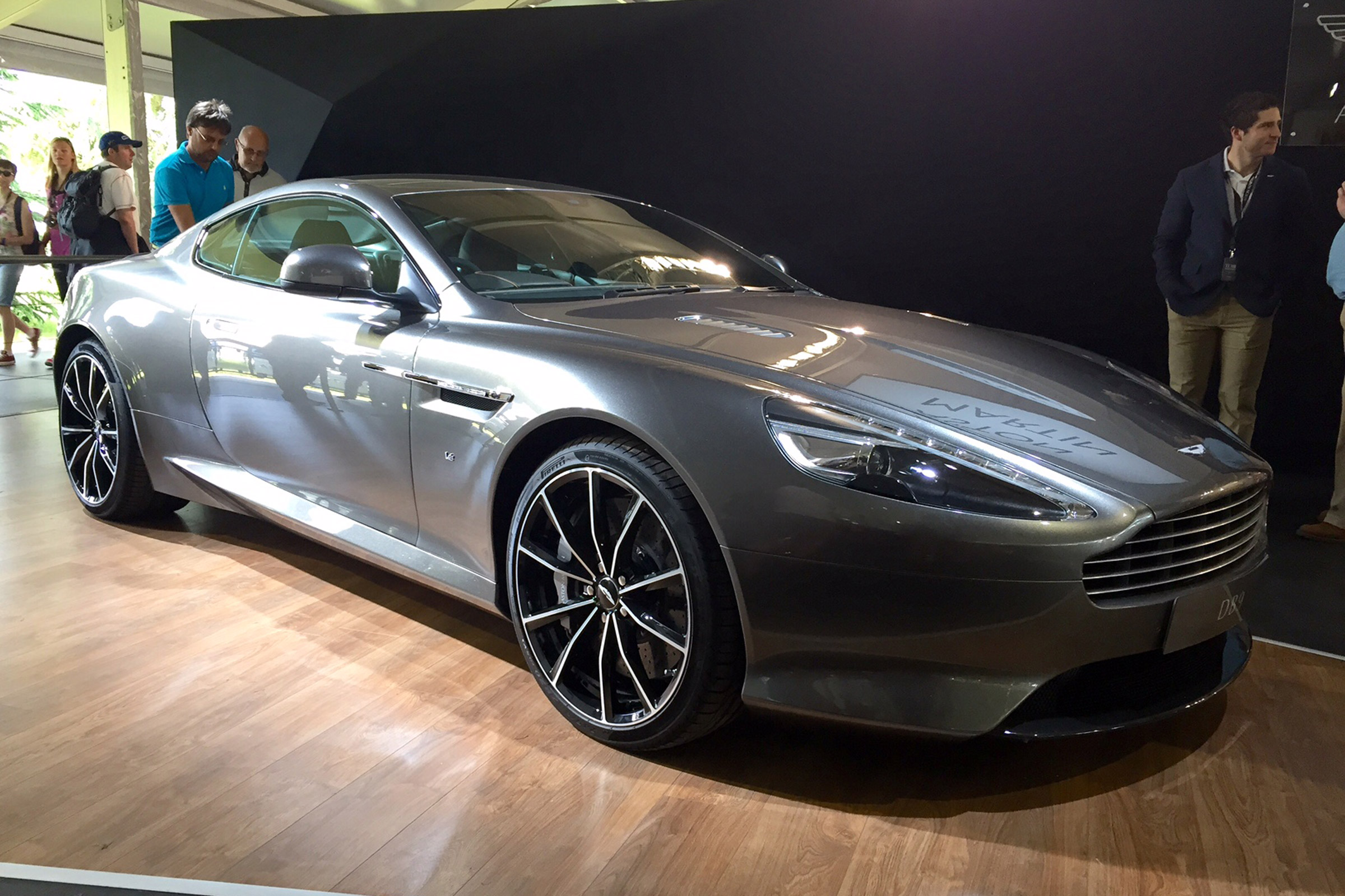 Special Edition Aston Martin Db9 Gt Gets Extra Power Auto Express
