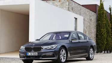 New BMW 7 Series 2015 static