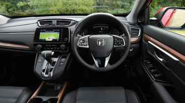 Honda CR-V - dash