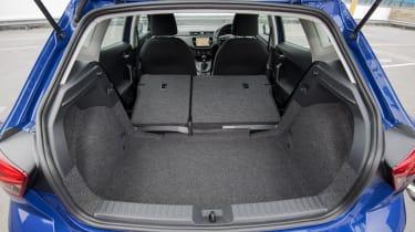 SEAT Ibiza 1.0 petrol - boot