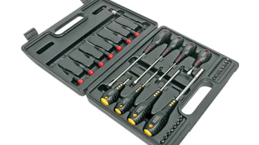 Halfords 250548 30-Piece Screwdriver Set