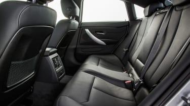 BMW 4 Series Gran Coupe 430d xDrive - rear seats