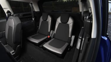 Citroen Grand C4 Picasso - back seats