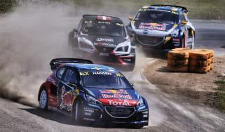 Peugeot Sport World RX comp
