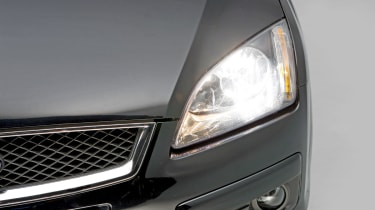 Used Ford Focus lights