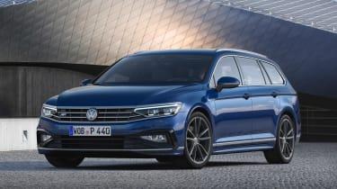 Volkswagen Passat Estate - front static